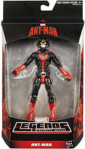 MARVEL LEGENDS INFINITE SERIES ANT-MAN EXCLUSIVE ACTIONFIGUR