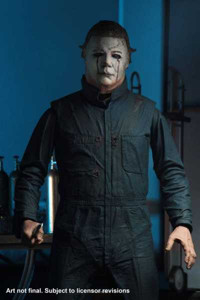 HALLOWEEN 2 MICHAEL MYERS ULTIMATE 7INCH ACTION FIGUR