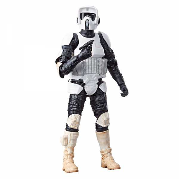 STAR WARS ARCHIVE WAVE 2 SCOUT TROOPER ACTIONFIGUR