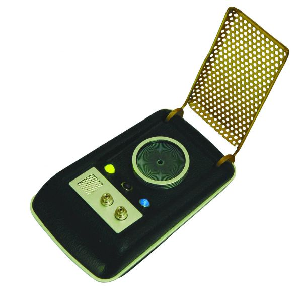 STAR TREK THE ORIGINAL SERIES COMMUNICATOR