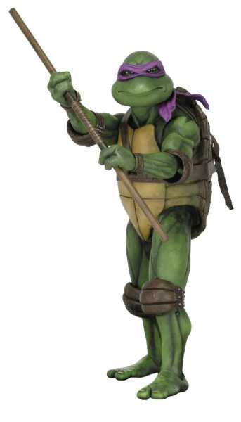 TEENAGE MUTANT NINJA TURTLES DONATELLO 1/4 SCALE ACTIONFIGUR