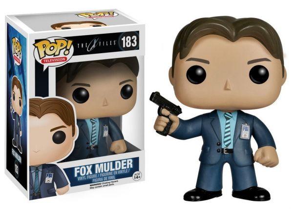 POP X-Files FOX MULDER