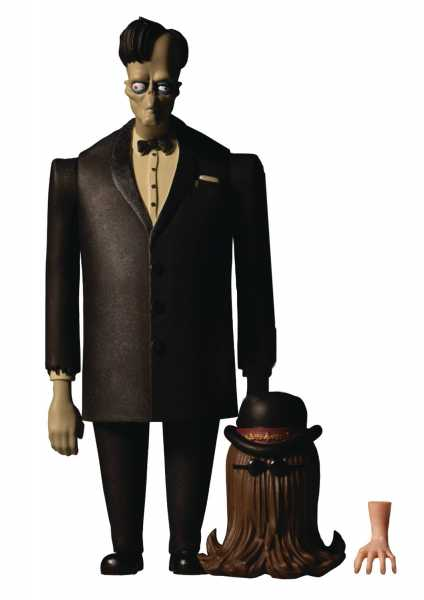 VORBESTELLUNG ! 5 POINTS ADDAMS FAMILY LURCH/IT ACTIONFIGUR