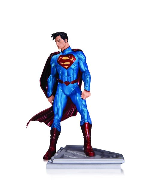 SUPERMAN MAN OF STEEL STATUE BY JOHN ROMITA JR