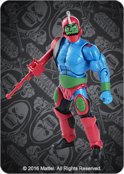 Masters of the Universe Filmation Trap Jaw ACTIONFIGUR