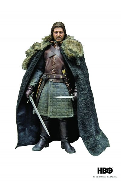 GAME OF THRONES EDDARD STARK 1/6 SCALE ACTIONFIGUR