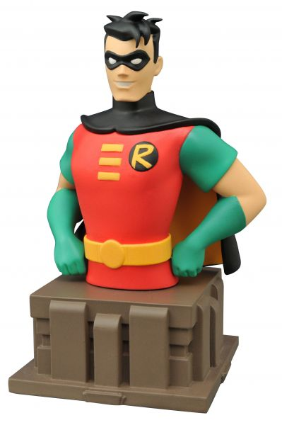 BATMAN ANIMATED SERIES ROBIN BÜSTE