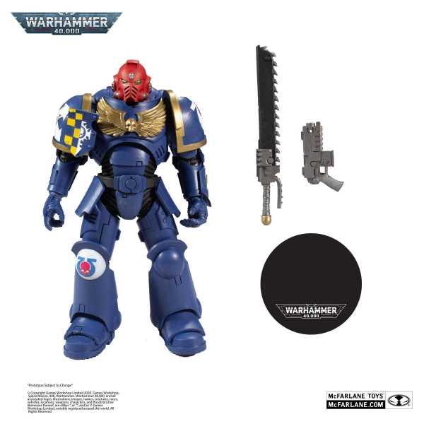 Warhammer 40k Space Marine 18 cm Actionfigur