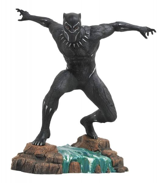 MARVEL GALLERY BLACK PANTHER MOVIE PVC STATUE
