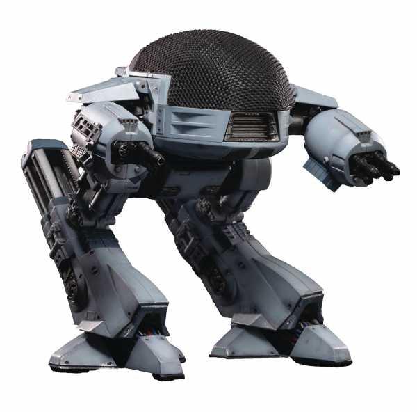 VORBESTELLUNG ! ROBOCOP ED209 PX 1/18 SCALE ACTIONFIGUR MIT SOUND