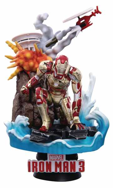 IRON MAN MK42 DS-016SP DREAM-SELECT SERIES PX 15 cm STATUE