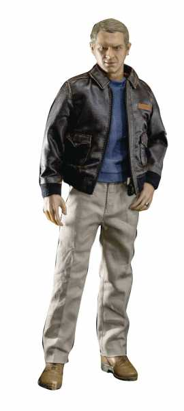 GREAT ESCAPE STEVE MCQUEEN 1/6 ACTIONFIGUR SPECIAL VERSION