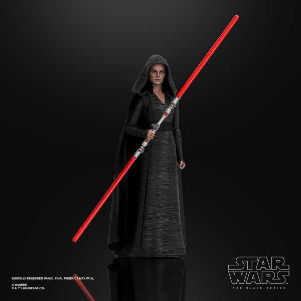 VORBESTELLUNG ! Star Wars The Black Series Rey (Dark Side Vision) 6 Inch Actionfigur