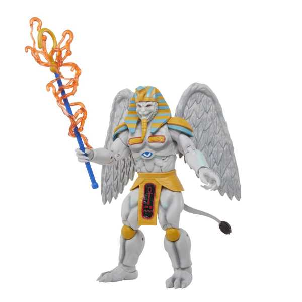 VORBESTELLUNG ! Power Rangers Lightning Collection Mighty Morphin King Sphinx 6 Inch Actionfigur