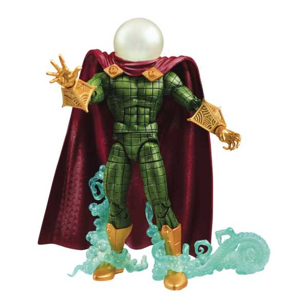 Spider-Man Marvel Legends Series 6 Inch Mysterio Actionfigur - Exclusive