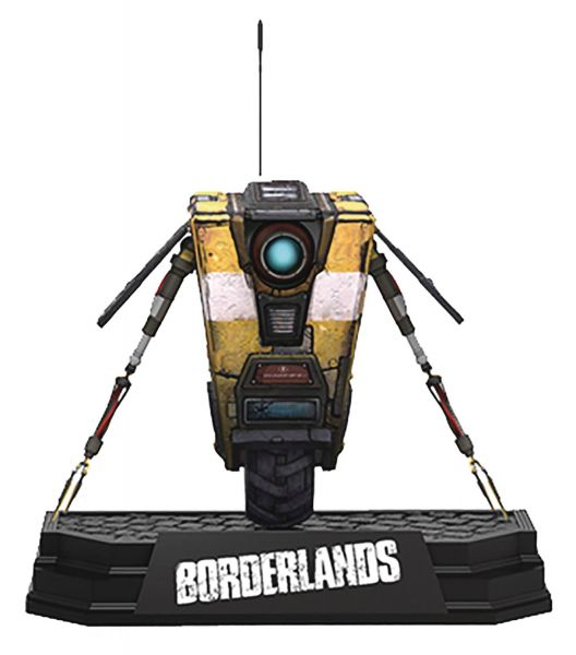 BORDERLANDS CLAPTRAP ACTIONFIGUR