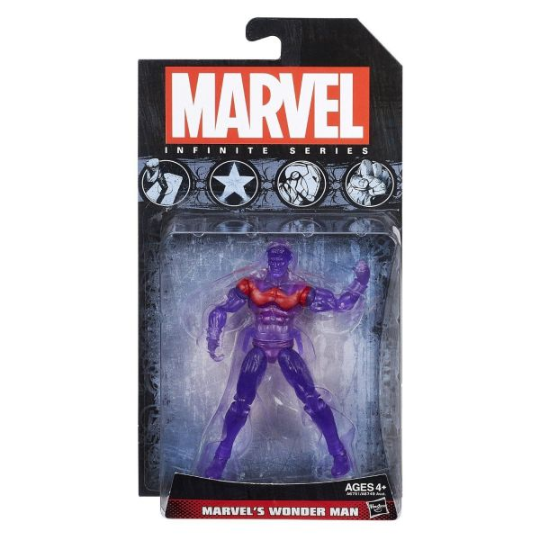 MARVEL INFINITE SERIES WONDER MAN 10cm ACTIONFIGUR