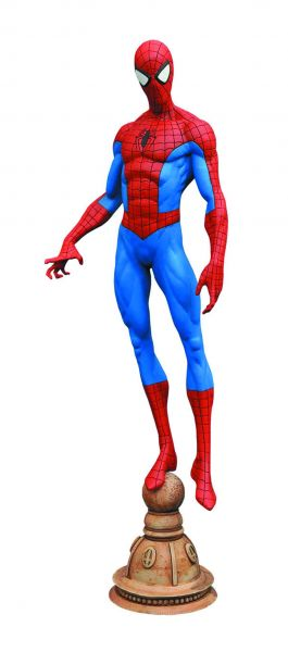MARVEL GALLERY SPIDER-MAN PVC STATUE