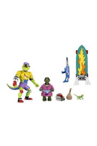 VORBESTELLUNG ! Teenage Mutant Ninja Turtles Ultimate Mondo Gecko 18 cm Actionfigur
