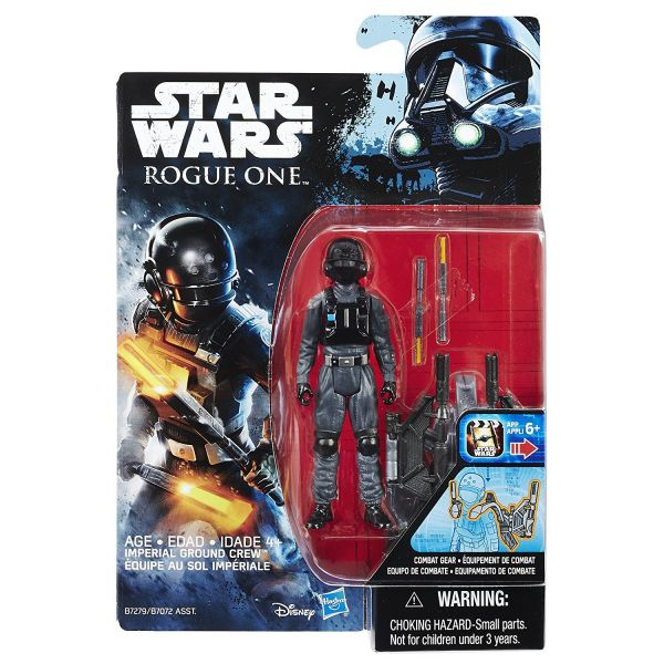 Star Wars Rogue One Imperial Ground Crew 10cm Actionfigur