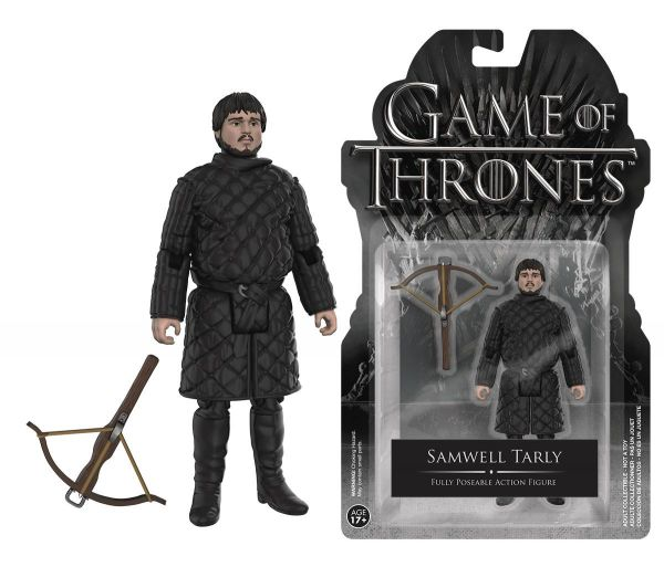 GAME OF THRONES SAMWELL TARLEY 10cm ACTIONFIGUR