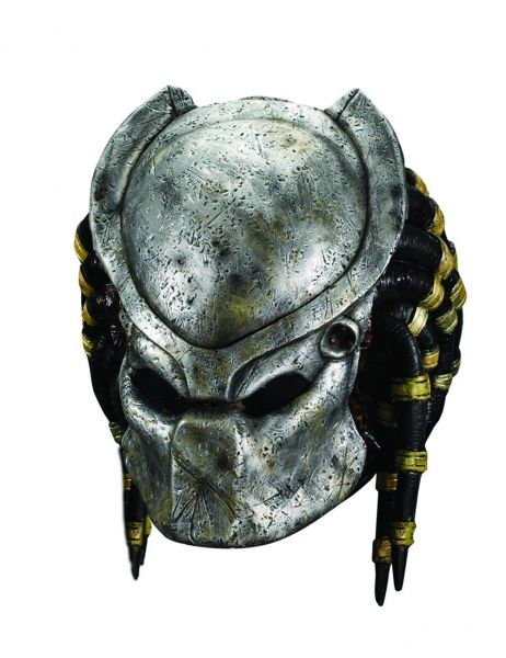 PREDATOR FULL OVERHEAD DELUXE LATEX MASK