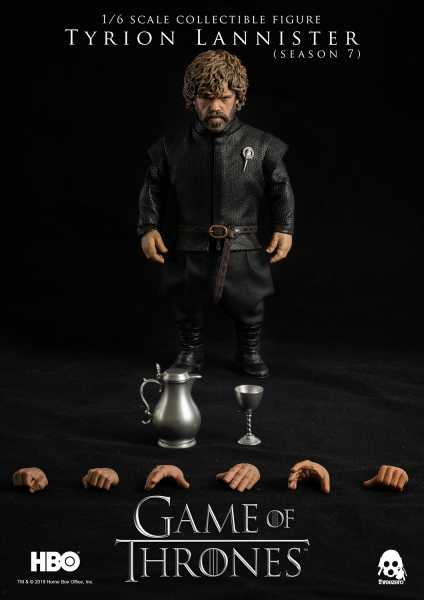 GAME OF THRONES TYRION LANNISTER SEASON 7 1/6 SCALE ACTIONFIGUR