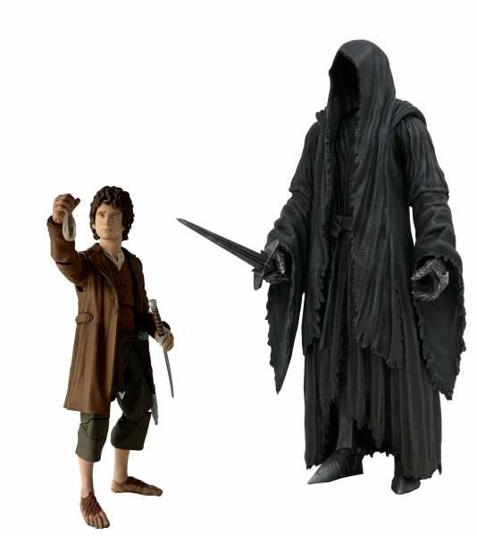 VORBESTELLUNG ! Lord of the Rings Series 2 Deluxe Actionfiguren Set
