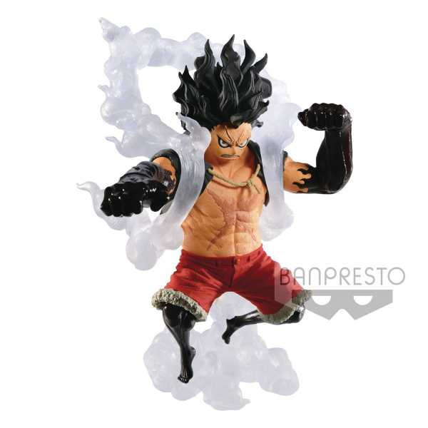 ONE PIECE KING OF ARTIST THE SNAKEMAN FIGUR