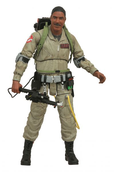 GHOSTBUSTERS SELECT WINSTON ZEDDEMORE Actionfigur