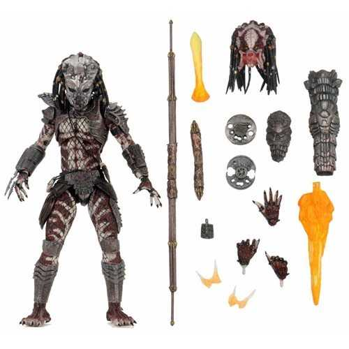 VORBESTELLUNG ! Predator 2 Ultimate Guardian 7 Inch Actionfigur