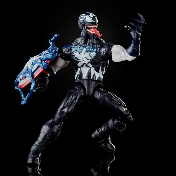 Spider-Man: Maximum Venom Marvel Legends Venomized Captain America 15 cm Actionfigur