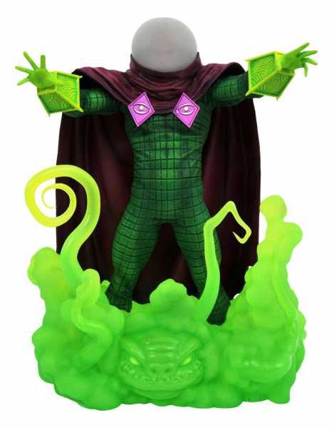 Marvel Comic Gallery PVC Statue Mysterio Exclusive 23 cm