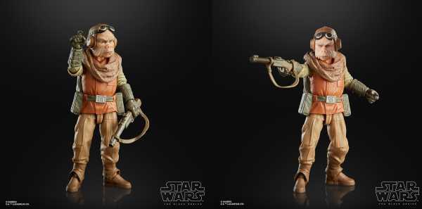 VORBESTELLUNG ! Star Wars The Black Series Kuiil 6 Inch Actionfigur