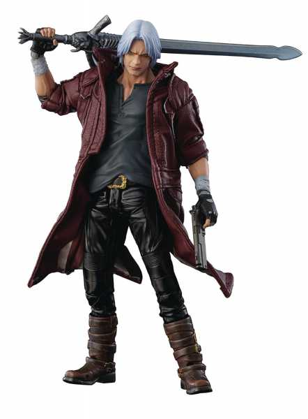 DEVIL MAY CRY 5 DANTE PX STANDARD VERSION 1/12 SCALE ACTIONFIGUR