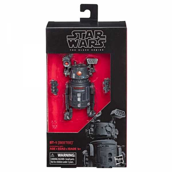 STAR WARS BLACK SERIES BT-1 (BEETEE) ACTIONFIGUR