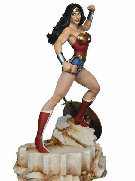 DC SUPER POWERS COLLECTION WONDER WOMAN 35 cm MAQUETTE