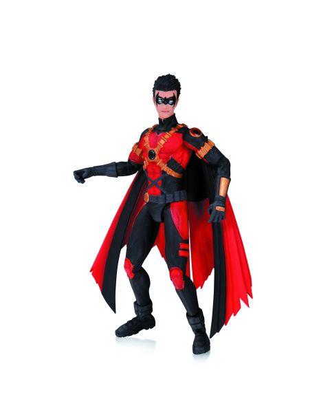 DC COMICS NEW 52 TEEN TITANS RED ROBIN ACTIONFIGUR