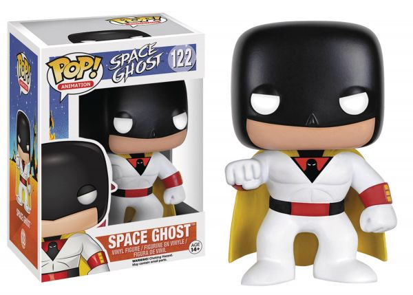 POP ANIMATION SPACE GHOST VINYL FIGUR