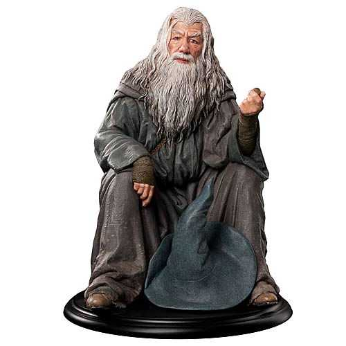 VORBESTELLUNG ! Lord of the Rings Gandalf Statue