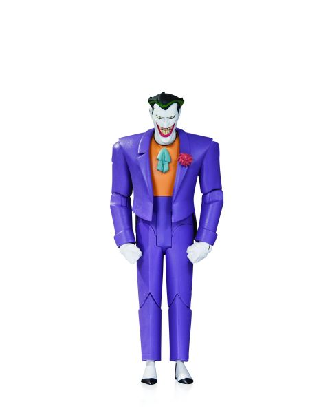 BATMAN ANIMATED BAS THE JOKER ACTIONFIGUR