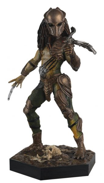 ALIEN PREDATOR FIG COLLECTION #22 FALCONER PREDATOR FROM PREDATORS-Beschädigte Verpackung