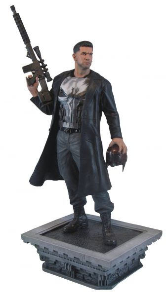 MARVEL GALLERY NETFLIX PUNISHER PVC STATUE
