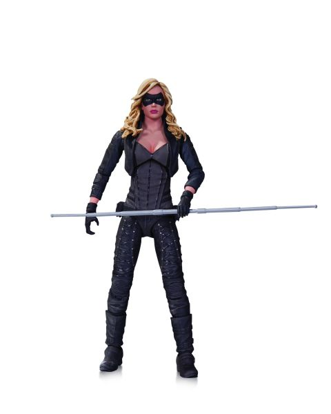 ARROW TV BLACK CANARY ACTIONFIGUR