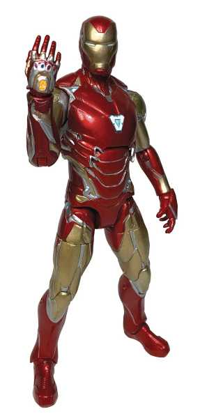 VORBESTELLUNG ! MARVEL SELECT AVENGERS 4 IRON MAN MK85 ACTIONFIGUR