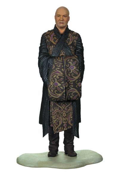 GAME OF THRONES VARYS STATUE
