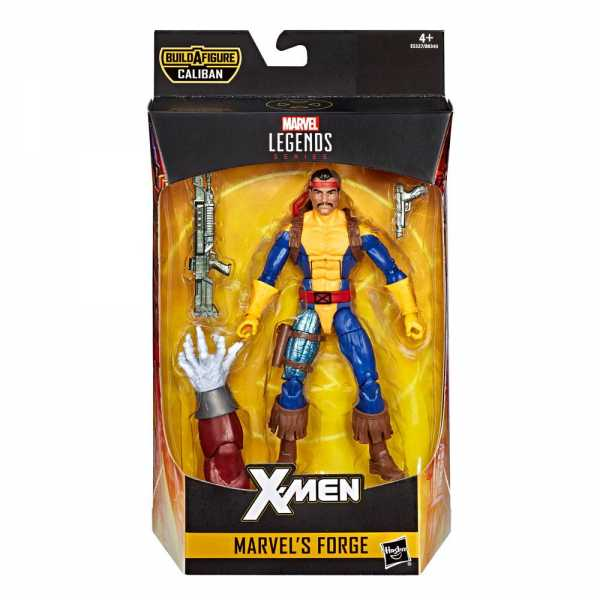 X-MEN LEGENDS FORGE ACTIONFIGUR ohne BAF-Teil
