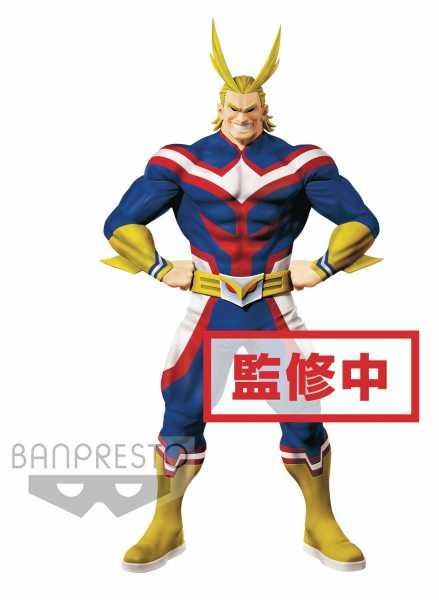 MY HERO ACADEMIA AGE OF HEROES ALL MIGHT FIGUR
