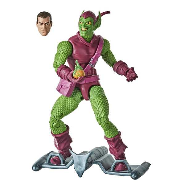 VORBESTELLUNG ! Spider-Man Retro Marvel Legends Green Goblin 6 Inch Actionfigur