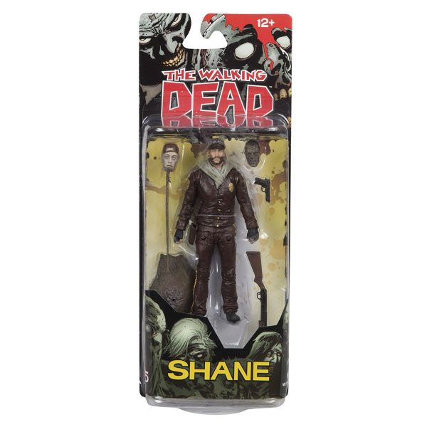 WALKING DEAD COMIC SERIES 5 SHANE ACTIONFIGUR